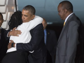President Obama's Kenya Trip Highlights Roots and Africa Policy