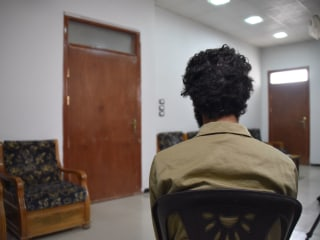 Captured ISIS Fighter: Joining Extremists in Syria Ruined My Life