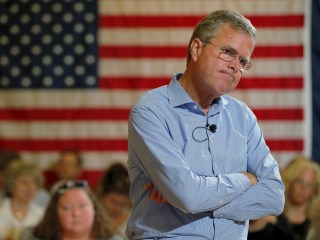 Jeb Bush Says He Was Hurt by Trump Remarks About Mexicans