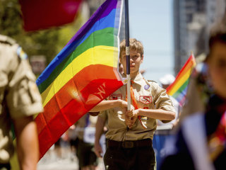 Boy Scouts of America Votes to Allow Gay Scout Leaders
