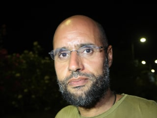 Moammar Gadhafi's Son Seif al-Islam Sentenced to Death by Court in Libya