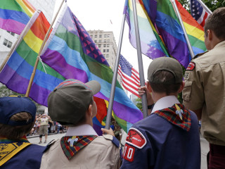 Mormons Keep Affiliation With Boy Scouts Despite Decision Allowing Gay Leaders