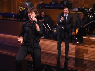 Watch Tom Cruise and Jimmy Fallon in Epic Lip-Sync Battle