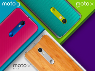 Motorola Announces Trio of Updated Moto Smartphones