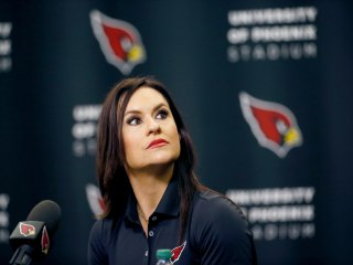 'The Heart Factor': Cardinals Introduce Jen Welter, First Female NFL Coach