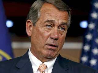 Fellow Republican Launches Bid to Oust Boehner as House Speaker