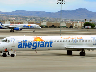 FAA Investigates After Allegiant Jetliner Nearly Runs Out of Fuel