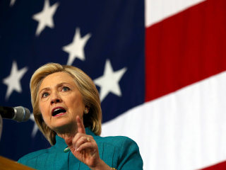 First Read: Hillary Clinton's Keystone Problem
