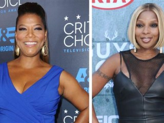 "Queen Latifah and Mary J. Blige Join ""The Wiz Live!"" Cast"