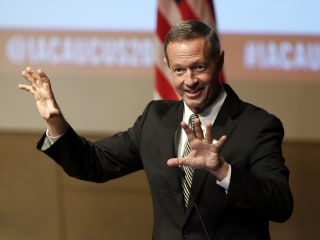 Democrat O'Malley Heads to Puerto Rico As Part of His 2016 Campaign