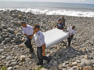 MH370 Hunt: Professor's Model a Year Ago Showed Debris Could Reach Reunion Island