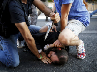 Assailant Stabs Six People at Jerusalem Gay Pride Parade