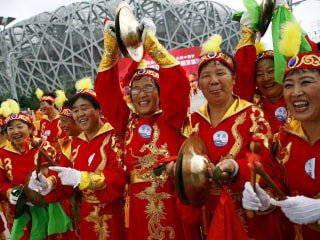 Winter Olympics: Beijing Wins Bid to Host 2022 Games