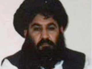 Does This Photo Show New Taliban Leader Mullah Akhtar Mohammad Mansoor?