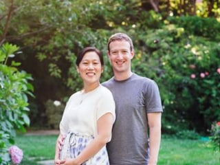 Mark Zuckerberg Shares Big News: First Family of Facebook Expecting Baby Girl