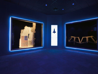 NASA Exhibit: Challenger, Columbia Wreckage on Public Display for 1st Time