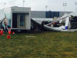 One Dead, Several Injured After Ill. Tent Collapse