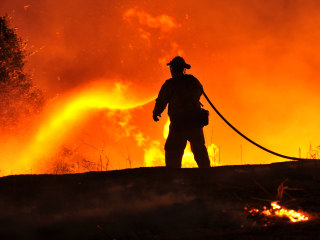 California Wildfires: 13,000 Under Evacuation Orders as Rocky Fire Rages