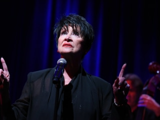 Chita Rivera's Message To Young Performers: Cut The Lip Synching