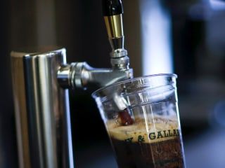 Coffee and Beer Win the Twitter Food Fight