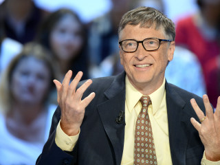 Bill Gates Explains Why He's Investing Another $1 Billion in Clean Energy