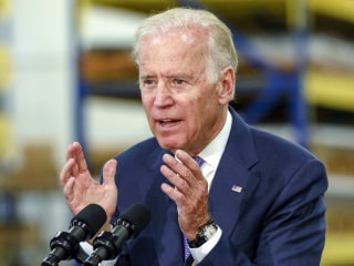 THE LID: Biden's 2016 Shot May be Already be Over