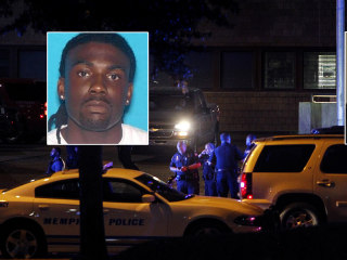Tremaine Wilbourn, Suspect in Killing of Memphis Police Officer Sean Bolton, Caught