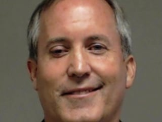 Texas Attorney General Surrenders After Felony Indictments