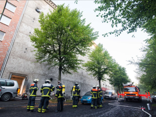 'Blast Wave' Rocks World War II Bunker in Hamburg, Germany; 38 Hurt
