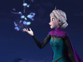 A 'Frozen' Winter Olympics? Some say Beijing 2022 song sounds like 'Let It Go'