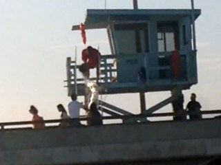 Bucket Challenge: Lifeguard Attacked After Water Prank