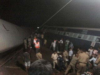 At Least 24 Killed, 300 Rescued After Trains Derail in India Flash Flood