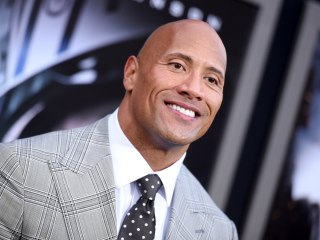 'The Rock' Shares Heartfelt Tribute for Daughter's 4-Month Birthday