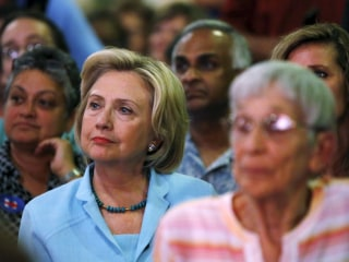 'Nothing to Worry About': Clinton Dismisses Email Questions as Partisan