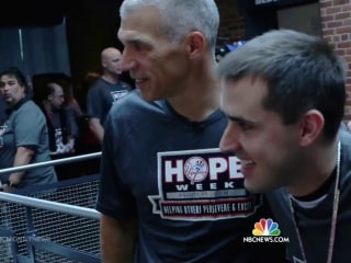 Theater That Employs People with With Disabilities Gets NY Yankees Visit
