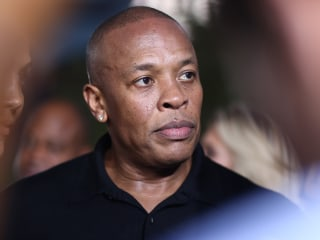 Duck the Police: Dr. Dre Handcuffed in Own Driveway
