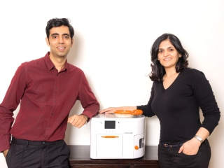 This Automatic Roti-Maker Has a $72 Million Waiting List