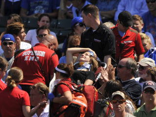 More Baseball Teams Say They'll Expand Fan Safety Nets After Girl's Ballpark Injury