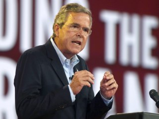 Bush Reacts to Outcry Over Tying Asians to Anchor Baby Debate