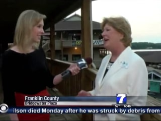Vicki Gardner, Survivor of Virginia TV Shooting, Remembers Dodging Bullets