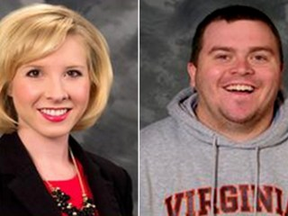 Virginia Tech Football Helmets to Honor Gunned-Down Journalists Adam Ward and Alison Parker