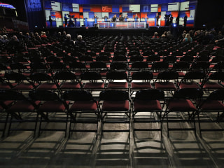 Who Might Be In - and Out - For the Next GOP Debate?