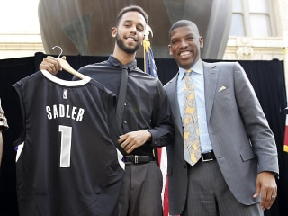 Sacramento Mayor Thanks U.S. Student Anthony Sadler Who Helped Thwart France Attack