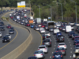 This City Has the Worst Traffic in the Country