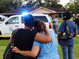 Cop, Mayor's Sister Killed, Two Others Stabbed in Sunset, Louisiana