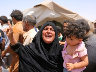 Iraqis Who Flee ISIS Fear Losing Aid After 'Devastating' U.N. Shortfall