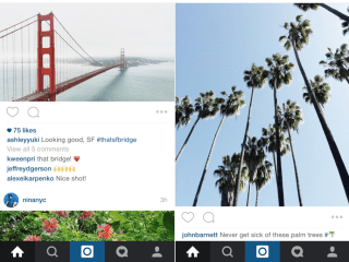 Wide and Tall: Instagram Now Allows Landscape and Portrait Photos