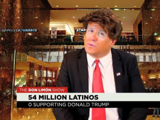 Latino Comedy Group's Music Video: Trump, 'I Won't Vote For You!'