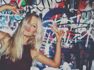 Swedish Model Rips the Fashion Industry for Labeling Her 'Too Big'