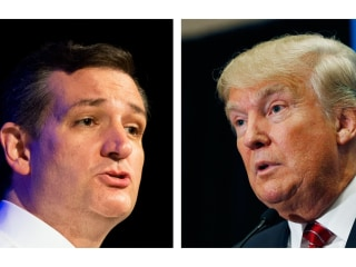 Ted Cruz, Donald Trump to Team Up for Rally Against Iran Deal